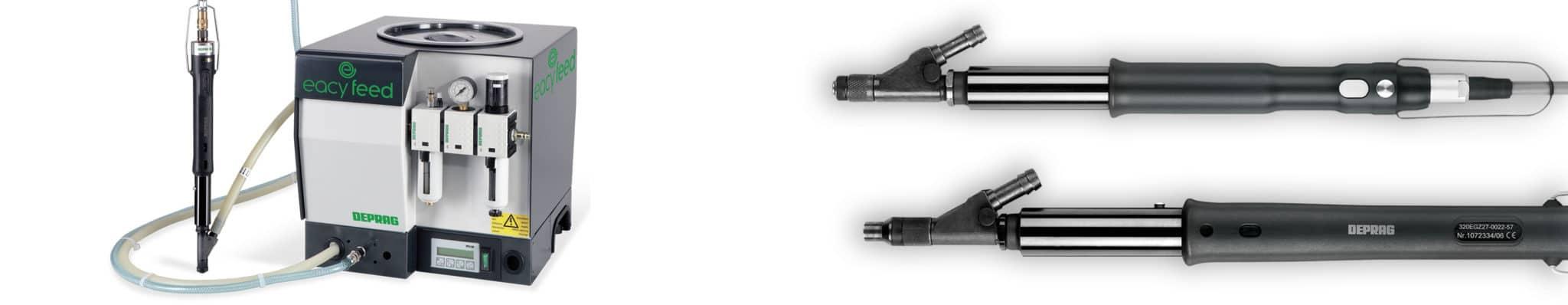 D3820 Toevoertechniek schroevendraaiers