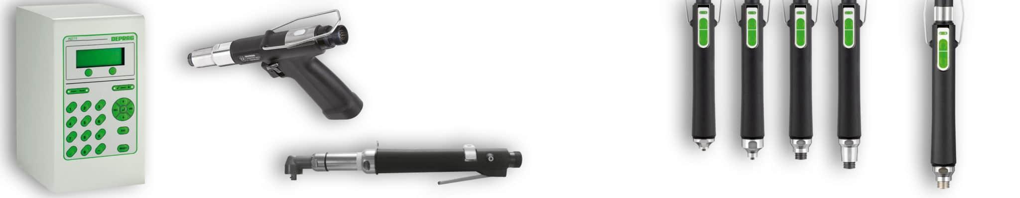 DEPRAG Minimat EC handschroevendraaiers series
