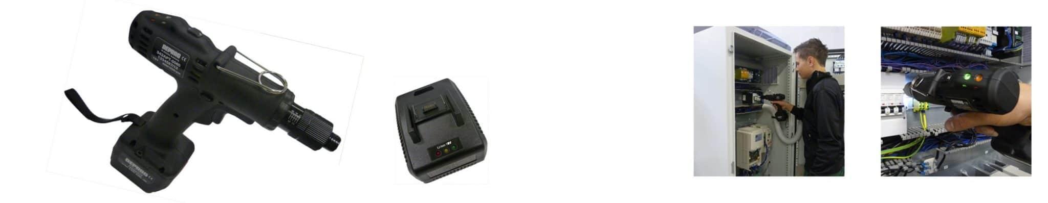Eerste Draadloze schroevendraaier met automatische uitschakeling koppeling